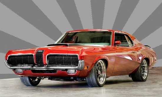 Year/Make/Model: 1970 MERCURY